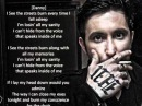 Hollywood Undead - Street Dreams Lyrics