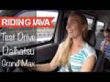 Test Driving the Daihatsu Gran Max
