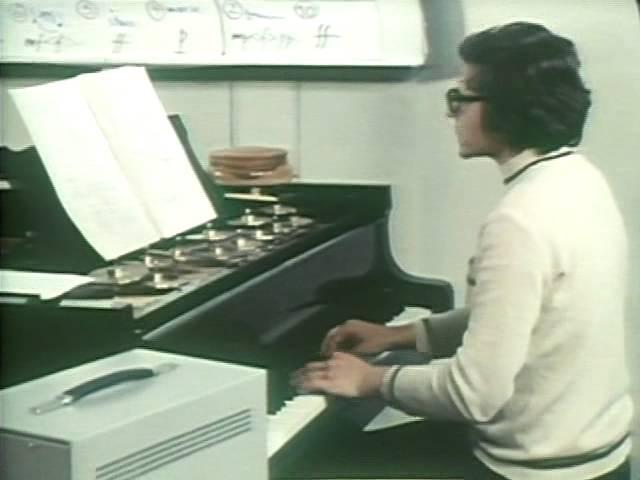 Lecture 7 [Part 2/3] Karlheinz Stockhausen - MANTRA (1973) British Lectures