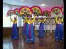 Корейский танец с веерами Пуче-чум. Киев 38 067 911 62 83