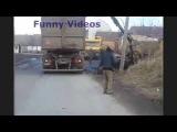Падающие краны Подборка 5 Falling crane Compilation 5