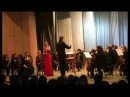 Kchatchaturian Concerto for flute and orchestra Irina Stachinskaya