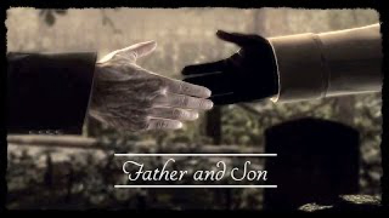 Metal Gear Solid SAGA - Father and Son Tribute