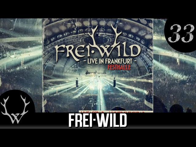 Frei.Wild - Kick Ass vs. Arschtritt 'Live in Frankfurt' Album | CD4