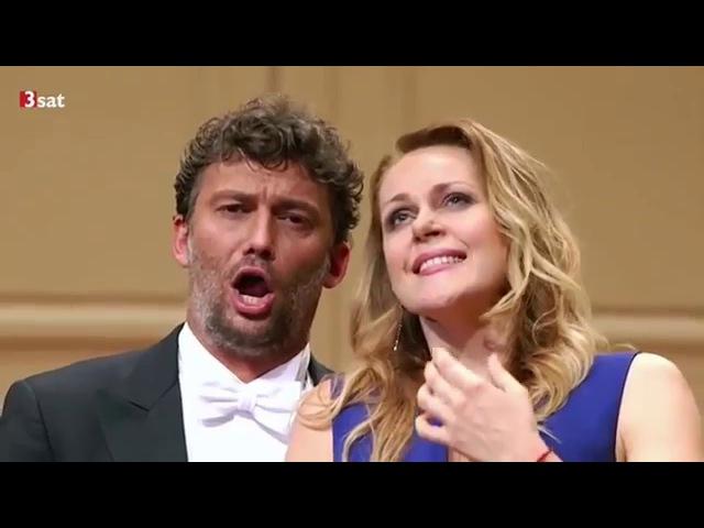 Jonas Kaufmann Kristine Opolais ~ O Soave Fanciulla - topcools.com masterpiece