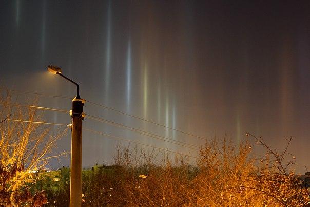 Аномальное явление заметили в Харькове (ФОТО)