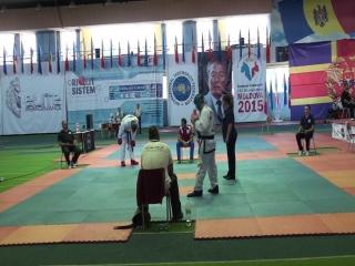 Чемпионат Европы по таэквон-до (ИТФ) 2015г. (г. Кишинев. Молдова)