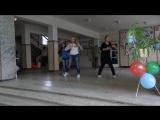 Концерт для избирателей в Доме Офицеров, часть 3 (Танец Хип-хоп)