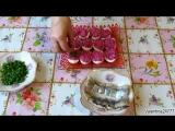 Вкусно - Закуска ФАРШИРОВАННЫЕ ЯЙЦА или Ленивая Шуба Салат