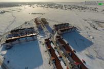 20 февраля 2016 -  Подстёпки: Жилой комплекс Солнечный зимой