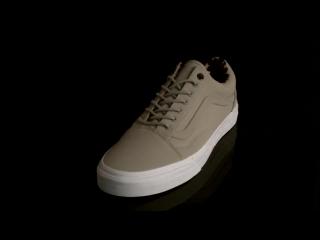 Vans Old Skool sneaker Coated Twill Taupe
