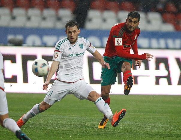 «Локомотив» вышел на первое место по голам, забитым с игры