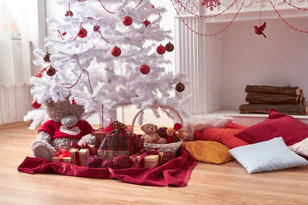 Все фотостудии в москве с новогодней декорацией