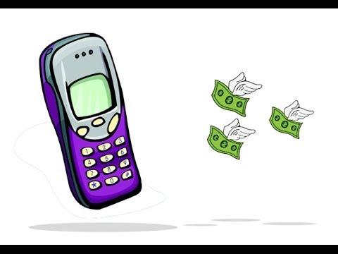 Как сделать чтобы на телефоне были деньги