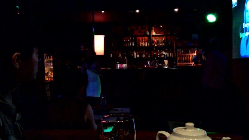 Звездный чемпионат по караоке в Andy bar 1 тур Катя Штерц 20.09.2015
