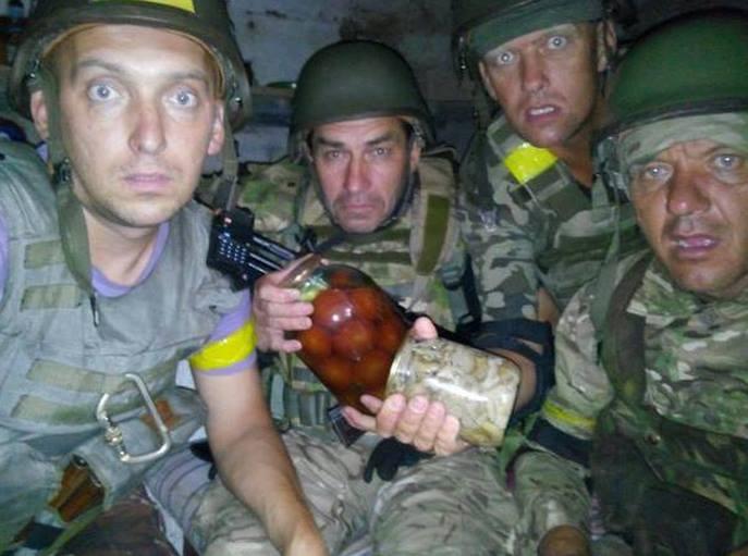В киевский военный госпиталь поступили 26 бойцов, некоторые в очень тяжелом состоянии. Нужна помощь, - Волонтерская Сотня - Цензор.НЕТ 8992