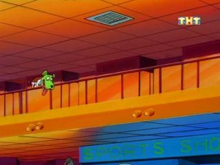 Маска 20 серия из 54 / The Mask: The Animated Series Episode 20 (1995 – 1997) Зашопингованные