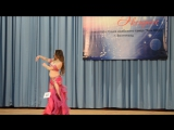 Файзулина Эля, соло классика молодежь на фестивале