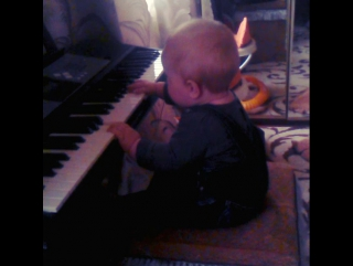моя пианистка