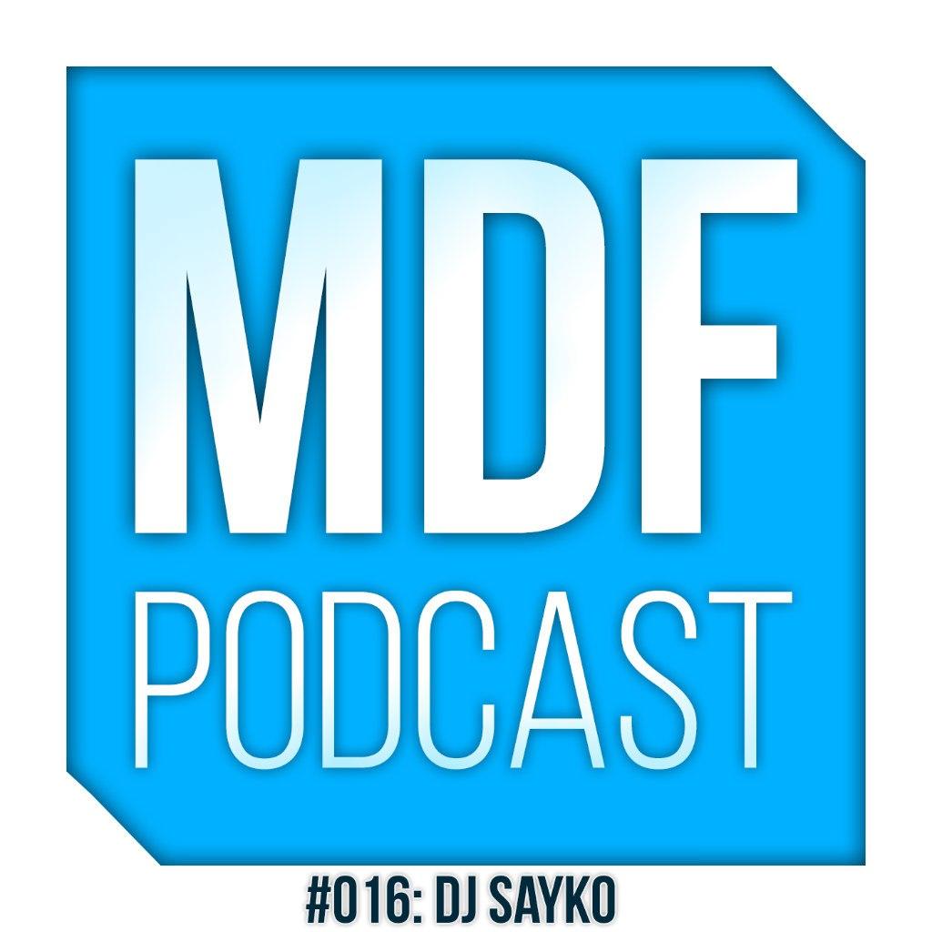MDF Podcast o16