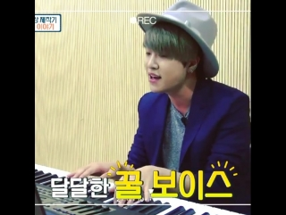 150729 Feel So Goods Youngjae's serenada