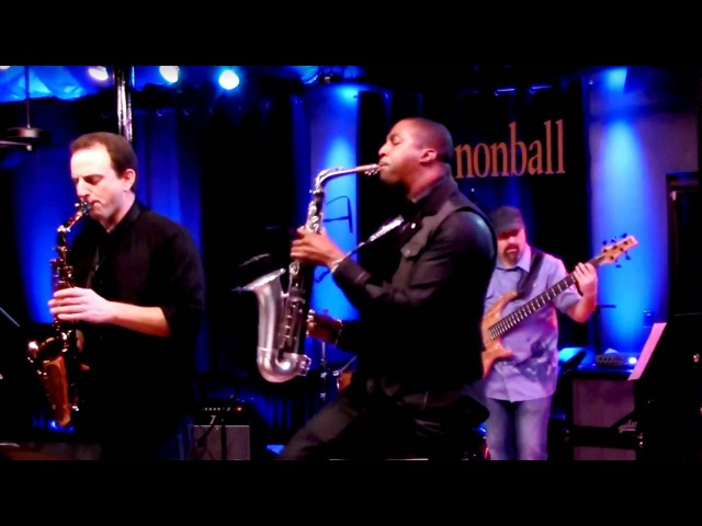 Uptown Funk Mark Ronson ft. Bruno Mars The Cannonball Band saxophone cover ft Eric Darius