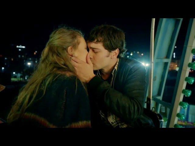 Medcezir 10.Bölüm | İlk Sahne - İlk öpücük, aşklarını gerçek hayata taşır.