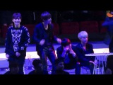Bts reaction to bigbang bang bang bang in MAMA 2015