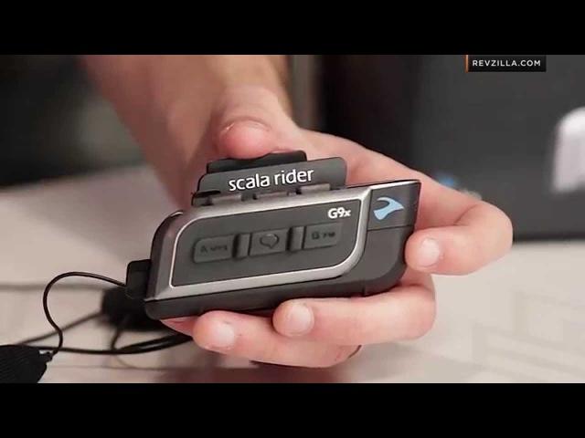 Cardo Scala Rider G9x Headset Review at RevZilla.com