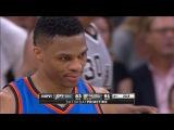 Oklahoma City Thunder vs San Antonio Spurs - Full Game Highlights   March 12, 2016   NBA