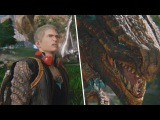 Scalebound - Full gamescom 2015 Gameplay Demo (Platinum Games) [Xbox One]