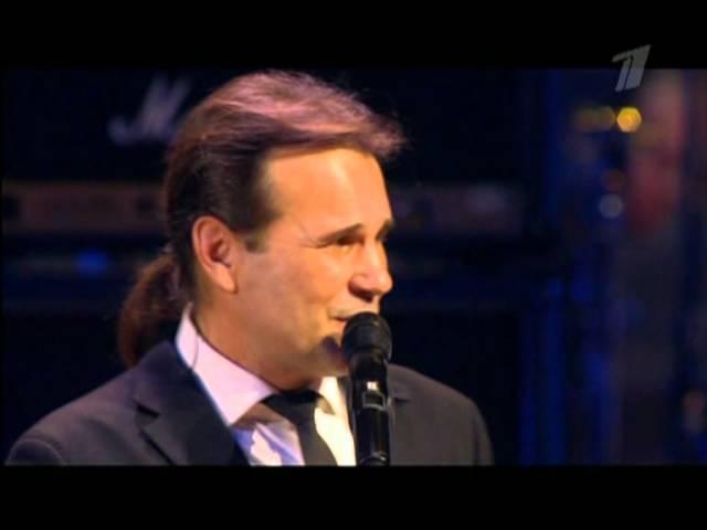 КОЛЫБЕЛЬНАЯ Группа Цветы 40 лет и Л ГУРЧЕНКО Юбилейный концерт на 1 канале Live 2010