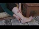 Мария Рейн. Здоровые ножки - своими руками. Лимфодренажный массаж ног для быстрого снятия отеков