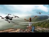 Презентация беспилотного дрона для аэросъемки SimToo от Gearbest!