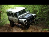 Extreme Offroad @Riva Defender TD5 &amp Discovery TD5 x3