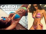 CAROL SARAIVA - Fitness Model: Rutina de Ejercicios para Tonificar Glúteos y Piernas @ Brazil