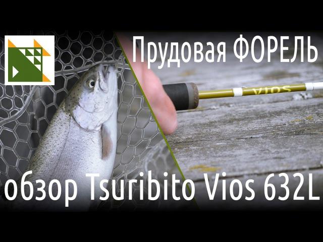 ловля прудовой форели на спиннинг видео