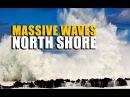 Hawaii Massive 50 foot Waves Rock Oahu's North Shore