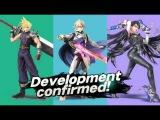 Cloud, Bayonetta, & Corrin amiibo Coming!