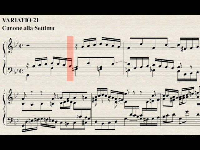 Goldberg Variations Complete (J.S. Bach BWV 988), with score, Kimiko Ishizaka piano