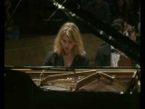 Gabriela Montero improvises on Rachmaninoff's third piano concerto in the style of Bach I
