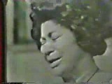 Mahalia Jackson--How I got over LIVE
