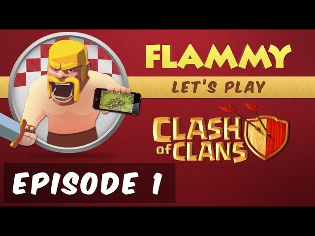 Сlash of Сlans let's play Episode 1