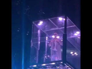 """11th March: Video of Justin Performing Mark My Words In Vancouver , Canada #PurposeWorldTour"""""""