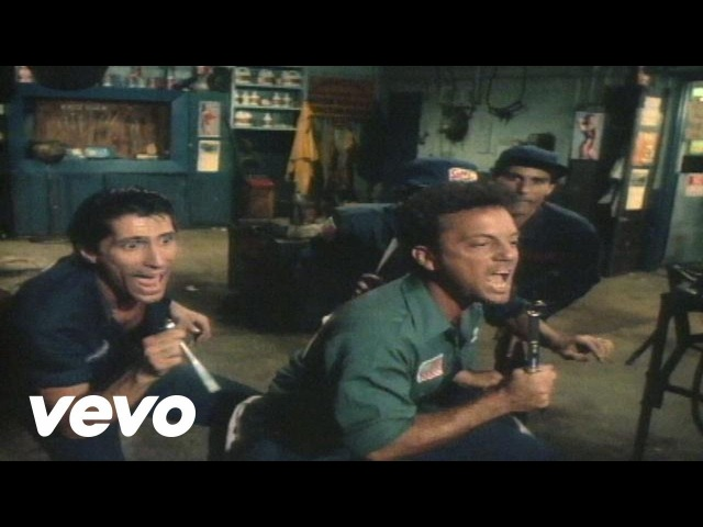 Billy Joel Uptown Girl Official Video