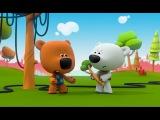 Мимимишки - Как лечить деревья (8 серия) Мультфильм для детей