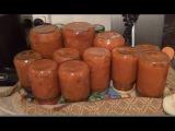 Кабачковая икра рецепт на зиму / Очень вкусная / Приготовление кабачковой икры