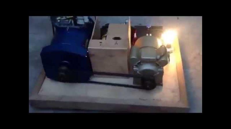 Мотор-генератор РОТОВЁРТЕР