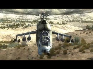 Air Missions: HIND - Announcement trailer