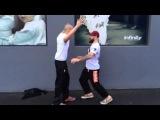 Keenan Cornelius Black Belt Street Fight